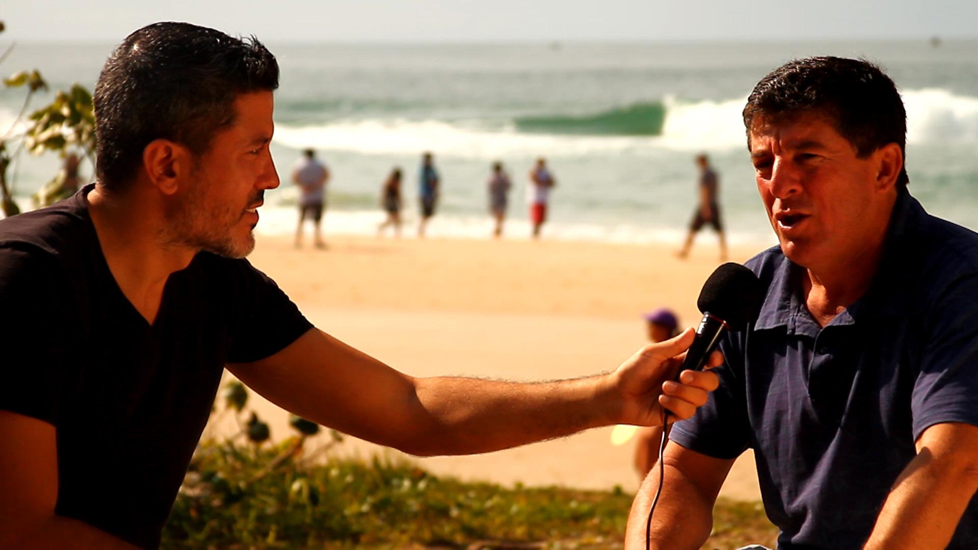 O DuCampeche entrevistou uma das Lideranças do Campeche o Sr. Ataide Silva