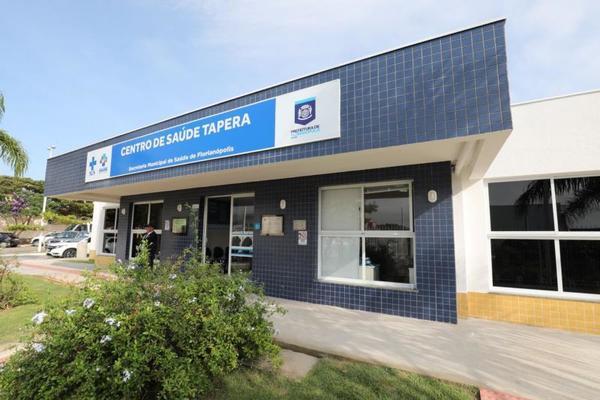 Centro de saúde Tapera.