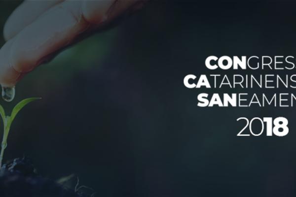 Congresso Catarinense de Saneamento – Concasan