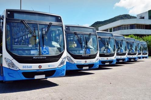 Operação do Transporte Coletivo no Réveillon 2018
