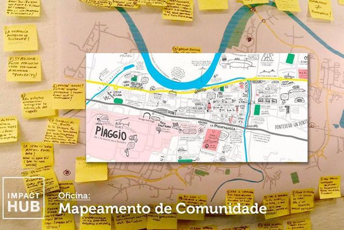 Oficina: Mapeamento de Comunidade