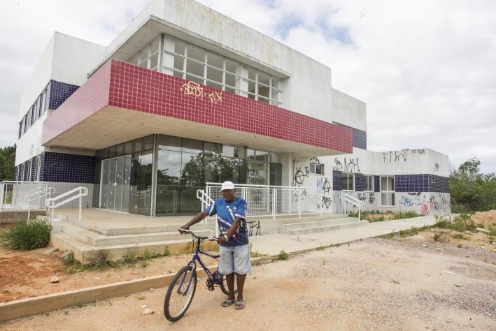 Antônio Hilário Rosa integra o conselho de saúde do bairro - Marco Santiago/ND