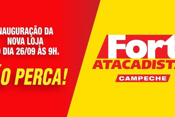 Forte Atacadista do Campeche inaugura dia 26