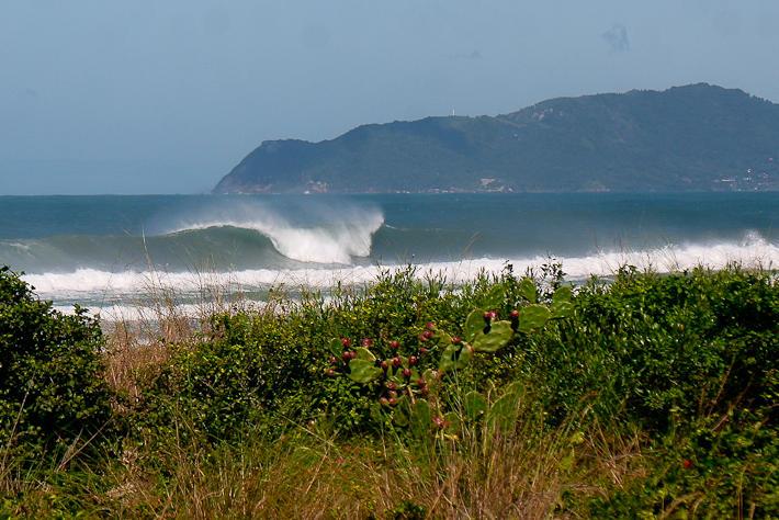 Praia de Moçambique terá restrição para a prática do surfe entre os dias 15 de maio e 15 de julho.
