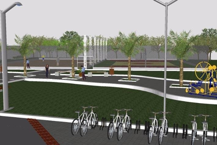 Prefeitura lança edital para construção de Praça na Tapera