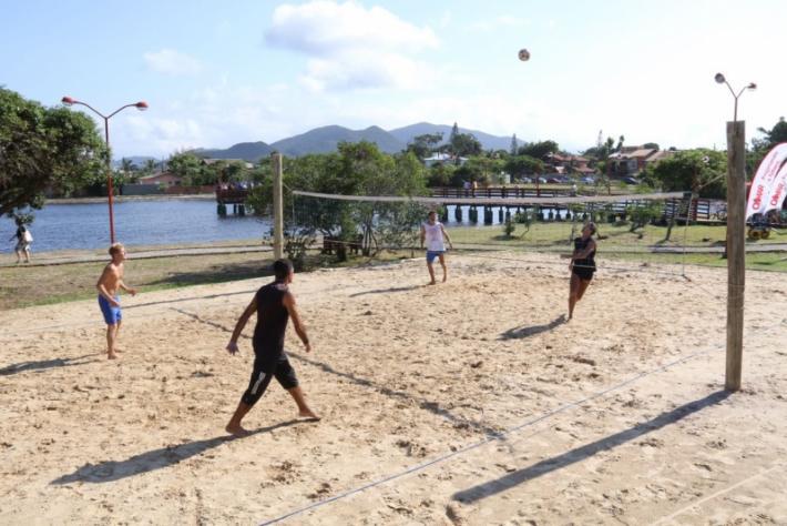 Revitalização da Lagoa da Chica, no Campeche, foi custeada pela Celesc