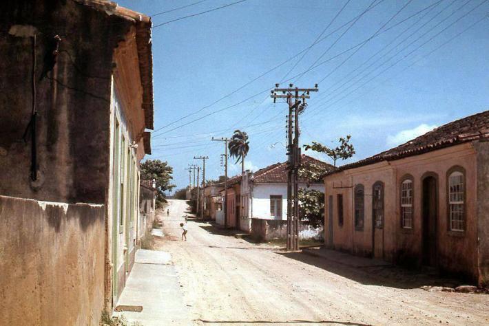 Ribeirão da Ilha antigamente