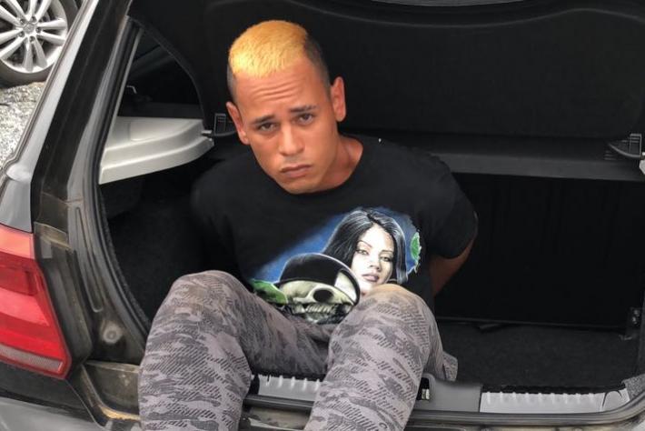 Estuprador do Rio Tavares foi preso em São João Batista