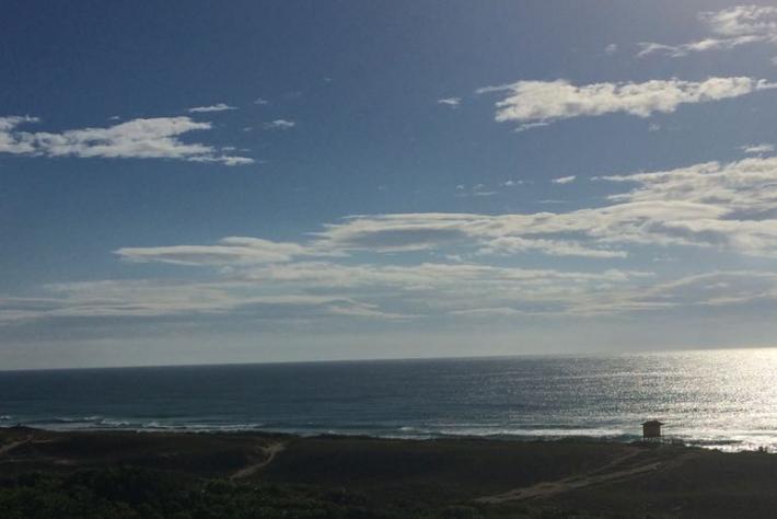 Final de semana marcado por muita praia e Surf no Sul da Ilha