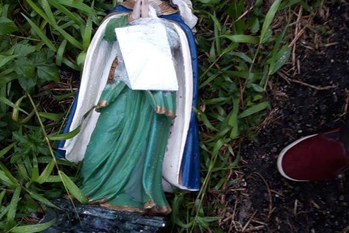 Imagem de Nossa Senhora da Lapa é recuperada