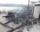 Restaurante Pedacinho do céu foi totalmente destruído por incêndio